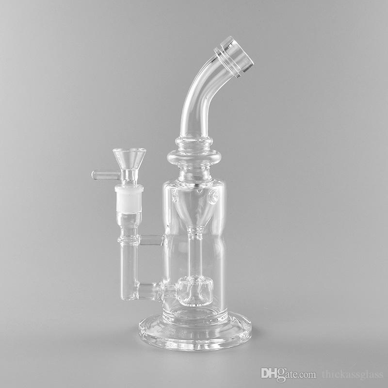 31a241adee30 2019 August Classic Klein Glass Bongs Water Torus Bong Water Pipe Recycler  Oil Rigs Hookahs Joint Size 14mm Dab Rigs From Thickassglass, $19.29 |  DHgate.Com