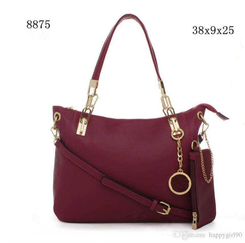 d8a2fd65f51e Designers Women Handbag 8875 Shoulder Bag With Purse Wallet High Quality  Fashion Classic Letter Bags Girls Shopping Bag M Handbag Gift M 698 Pink  Handbags ...