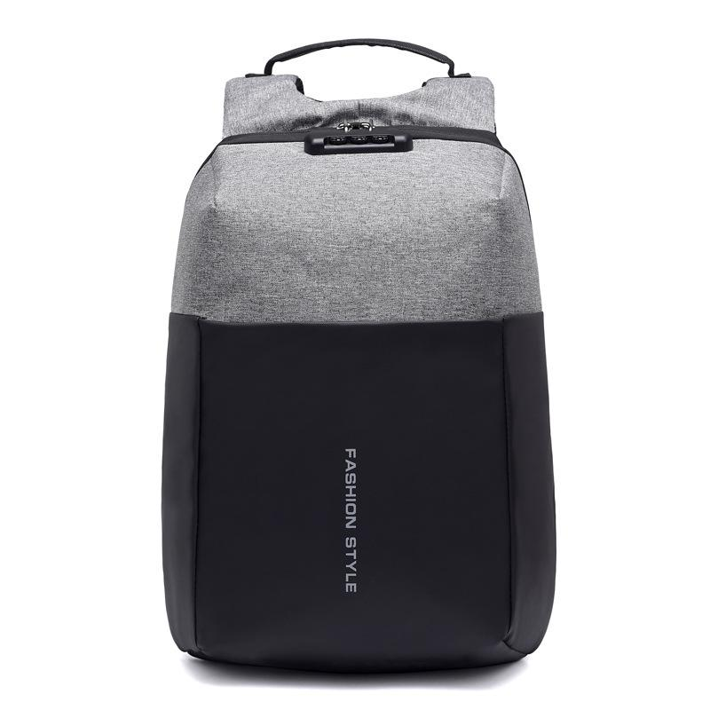 3a3f81a78d03 2019 New Outdoor Sports Gym Bags USB Charging Backpacks Waterproof Mobile  Backpack Creative Computer Bags Sale From Yerunku
