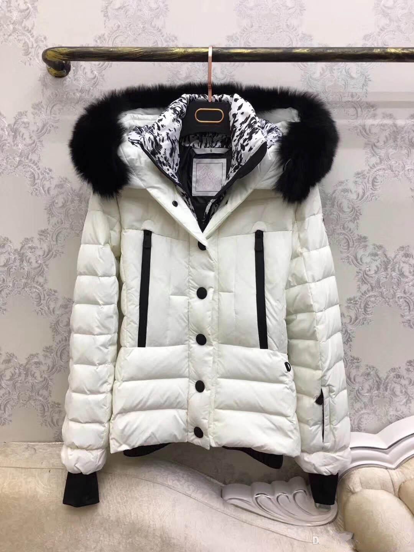 Großhandel M97 Damen Jacke Parkas Für Den Britischen Winter Berühmte Jacke  Anorak Frauen Mäntel Echten Fuchspelz Kapuze Parka Von Xiaochen242329, ... 1e723b0d0a