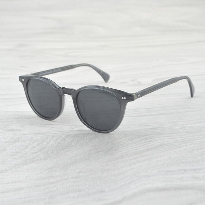 a0067e243bf Vintage Oliver Round Sunglasses Delray Polarized Sunglasses ...