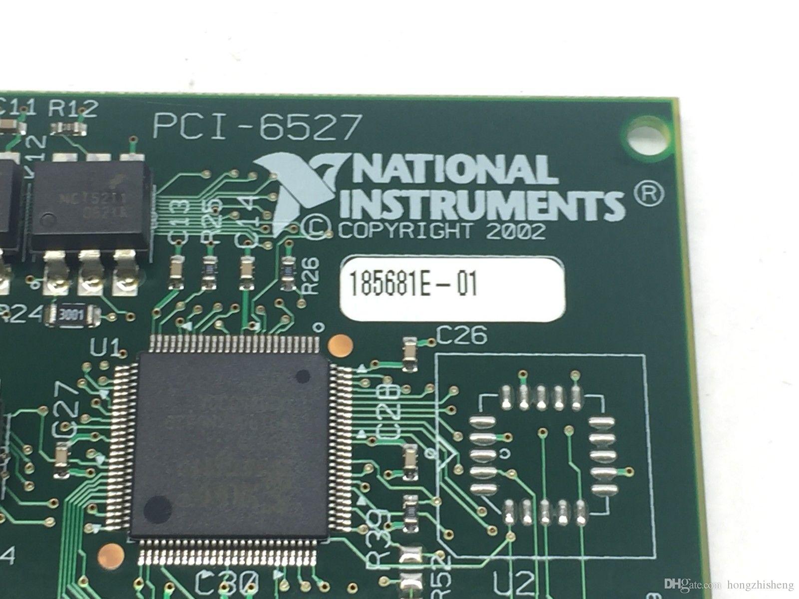 Промышленная материнская плата PCI-6527 DAQ на 100% проверена на идеальное качество