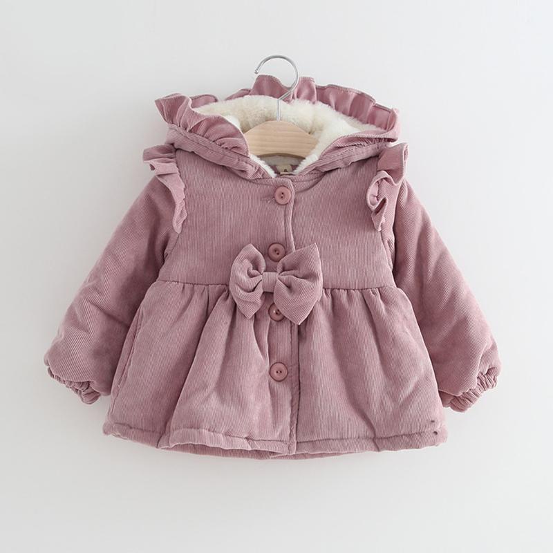 Großhandel Baby Mantel Winter Mädchen Mantel Kinder Kleidung Halten Warme  Cord Kapuzenjacke Für 1 3 Jahre Kleinkind Von Benedicty,  34.27 Auf  De.Dhgate. 6348a09d8f