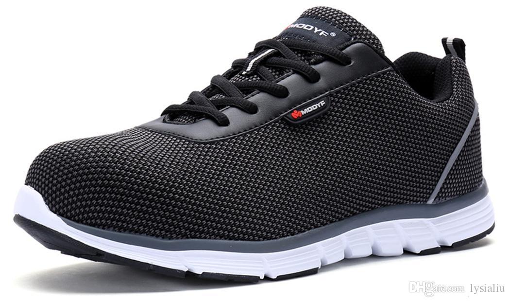 Best Lightweight Steel Toe Shoes