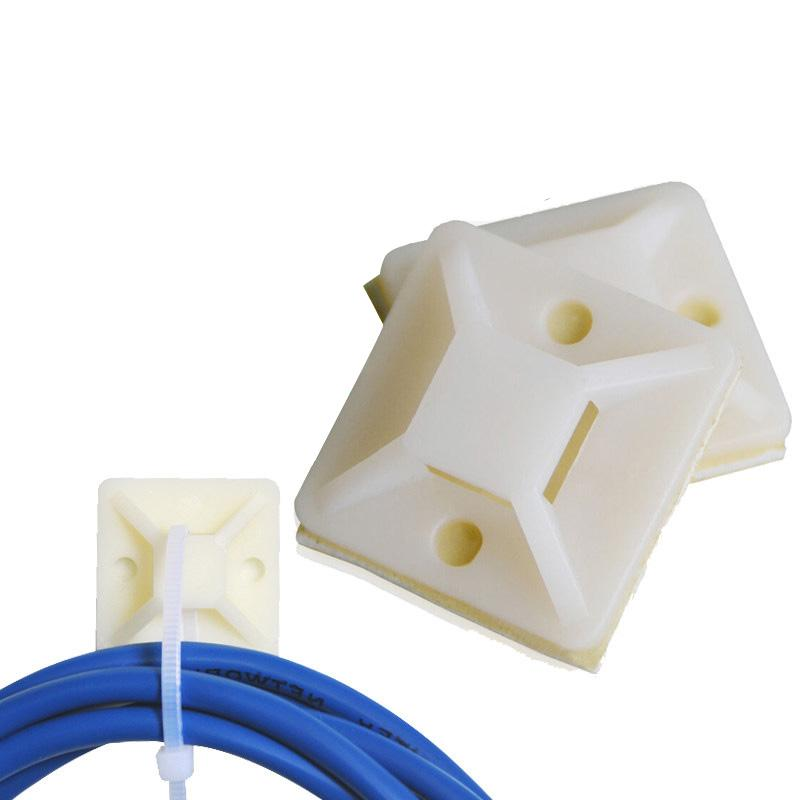 8b2ba13b8b6e 2019 /Pack Mounts Mounting Base Clamps Clip Self Adhesive Cable Wire Zip Tie  From Zhongguofuping, $2.02 | DHgate.Com