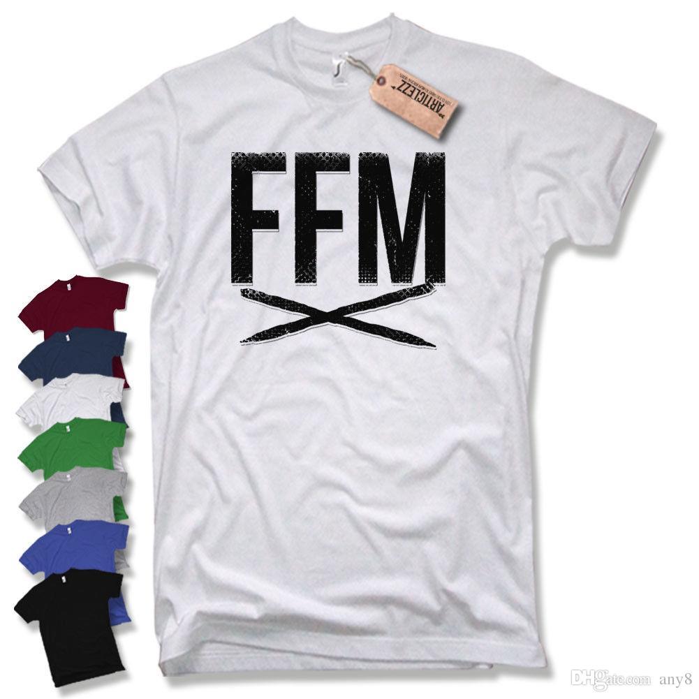 55cf7a75b FRANKFURT CAMISETA T SHIRT CULTO REGALO OLDSCHOOL FFM En Main VINTAGE S XXL  One Day Shirts Themed Shirts From Any8