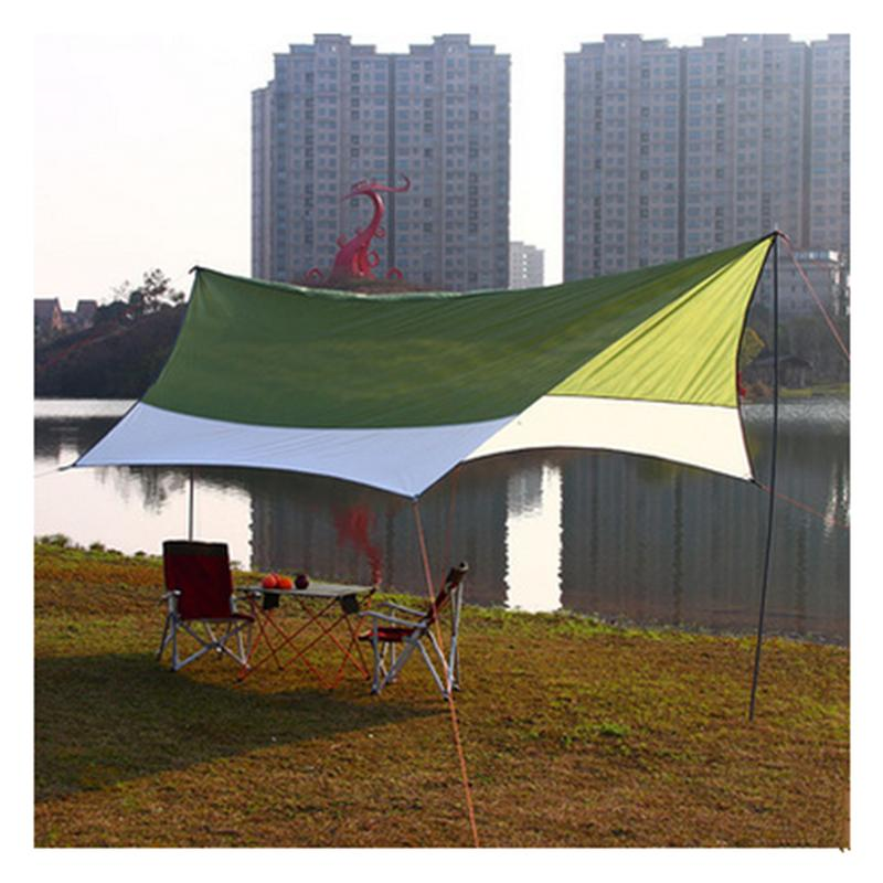 quality design 90e88 ffead Outdoor Waterproof Camping Sun Shelter Tent Shelter For 5-8 Person