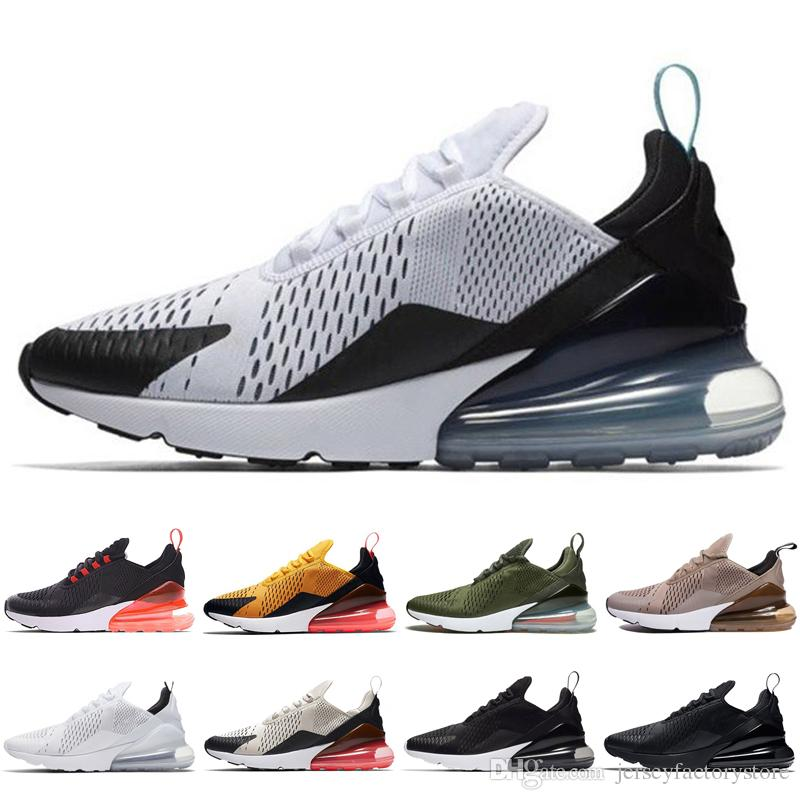 New 270 AH8050 Mens casual Shoes 27C Triple White Black Teal Bruce Lee Brown Olive Navy Trainer 270s mens Sports Sneaker trainers shoes visit for sale free shipping wide range of footlocker cheap online official site for sale HzjD4jB6cG
