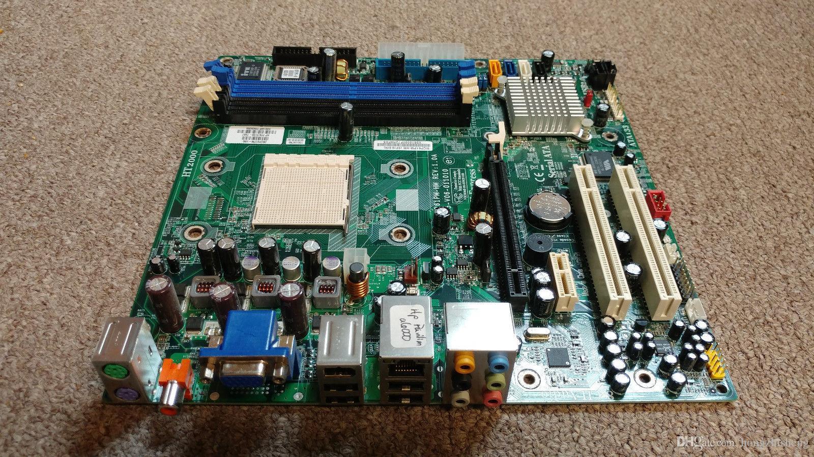 CHUANGYISU для оригинальной материнской платы MCP61PM-HM V2.0 / V2.2 Nettle-3 GL8E, 5189-4598,5189-1660 AM2 DDR2