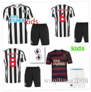 2018 Top Quality Kids Kit 2018 2019 Newcastle United Home Soccer Jersey  GAYLE AYOZE ATSU 18 19 Newcastle United Away Children Football Shirts From  ... f44f4d0af3c64
