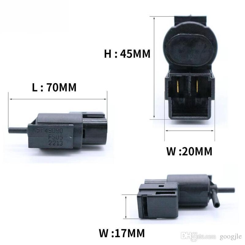 KL01-18-741 EGR Vacuum Solenoid Switch Valve VSV For Mazda Mazda Millenia 626 MPV Miata MX-3 MX-6 RX-8 K5T49090,KL0118741,K5T49099