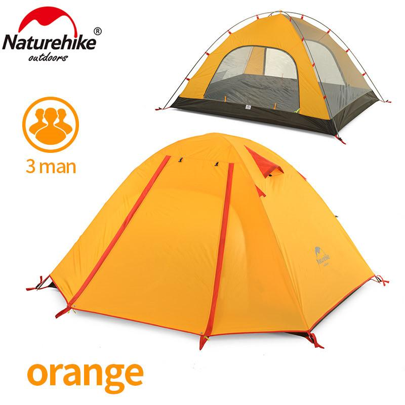 Naturehike C&ing Hiking Tent For 3 Person 4 Season Large And Lightweight Sleeping Tent With Mosquito Net NH15Z003 P Tent Poles Hammock Tent From Cookki ...  sc 1 st  DHgate.com & Naturehike Camping Hiking Tent For 3 Person 4 Season Large And ...