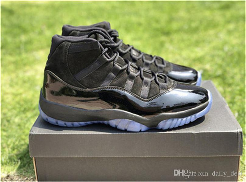 2018 Release 11 Cap And Gown 11s Basketball Shoes Sneakers