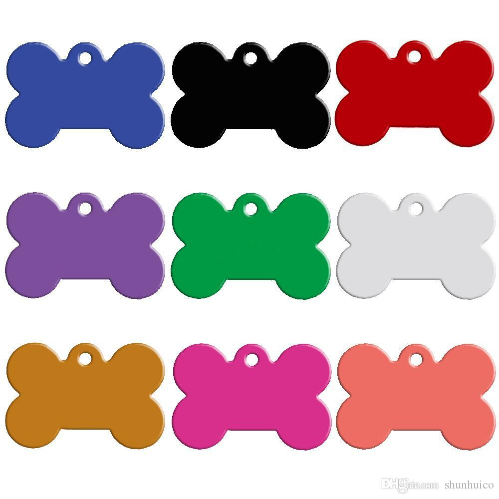 Pet dog Tag Military Dog ID Card blank mix colors pet tags lazer engrave name contact us for detail price
