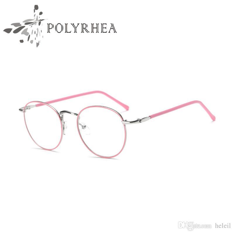 Compre 2018 Clássico Retro Lente Clara Óculos De Nerd Óculos Homens  Mulheres Prescrição De Óculos De Armação Óptica De Óculos De Armação De  Óculos De ... 3647da6730