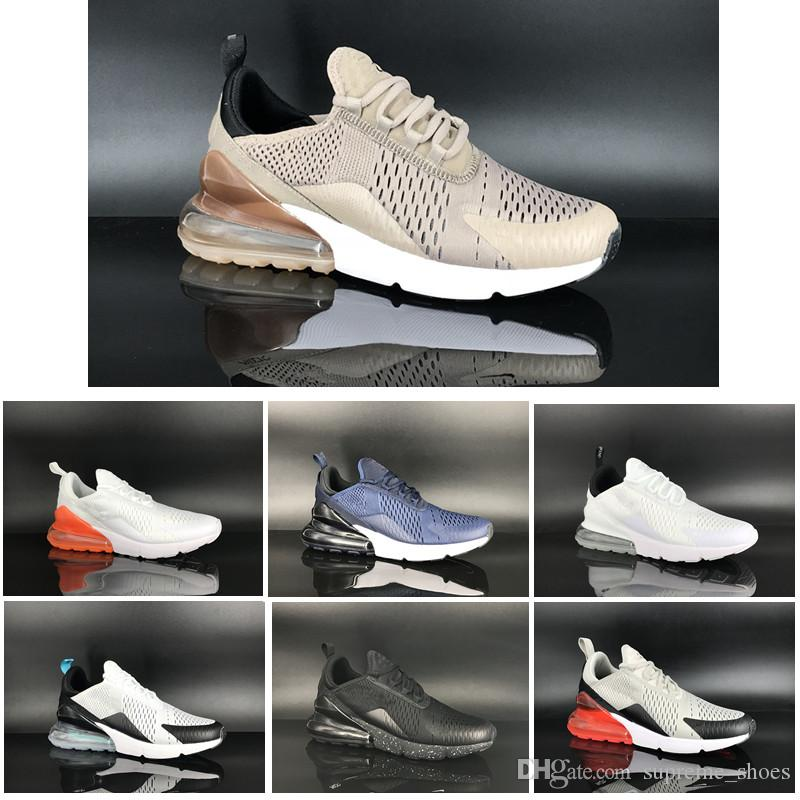 High quality 2018 Hot sale 270 casual Shoes Black White Yellow Gray Green Blue Pink Knit 27C Men Women Sneakers Sports Shoes high quality cheap online cheap sale factory outlet cheap sale original uRGVP