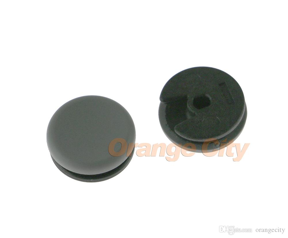 Original New Grau Analog Controller Stick Cap 3D Joystick Kappe Für 3DS 3DS XL LL NEUE 3DS XL LL