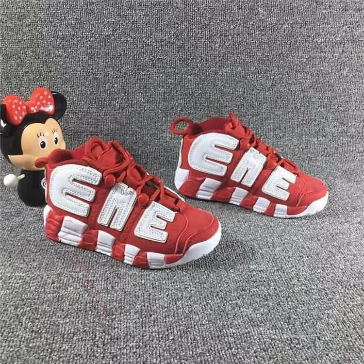 Compre 2018 New Uptempo Basketball Olympic Varsity Maroon Niños Zapatillas  De Baloncesto Para 3m Scottie Pippen Uptempo Sports Shoes Sneakers Eu28 35  A ... 29baeb936a6
