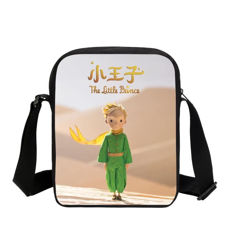 c3915d153fde VEEVANV The Little Prince Printing Sling Bag Boys Girls Messenger ...