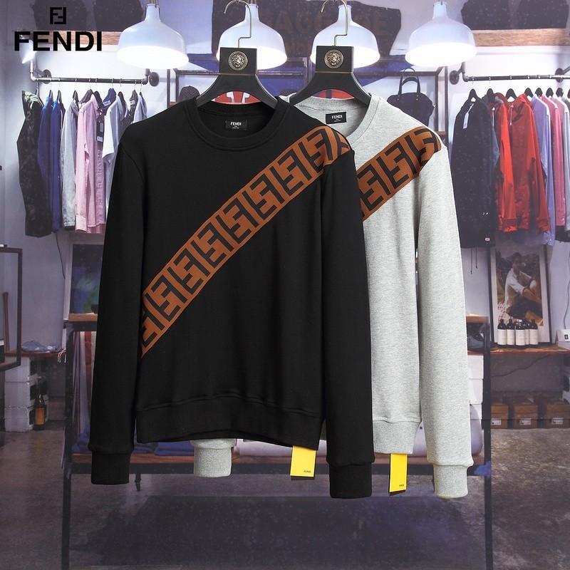 b97eabcb37e7 Men s Sweaters FF Warm Design Size M-2XL Classical Men Hoodies ...