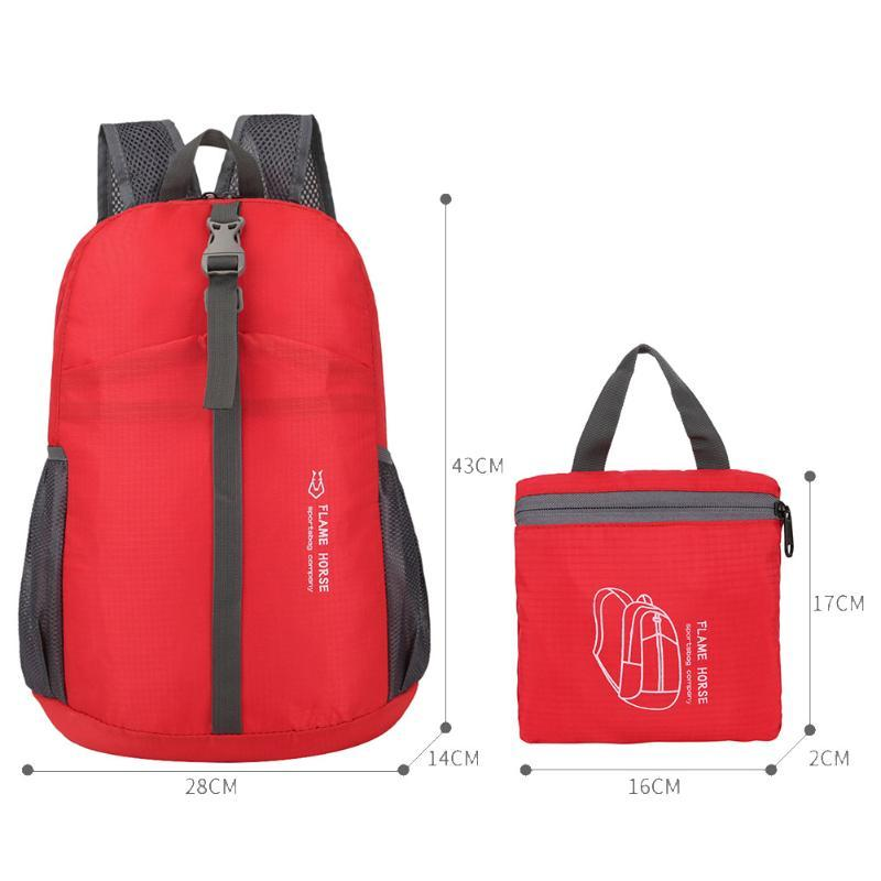 e7de079918 Port Outdoor Bags Unisex Portable Ultralight Foldable Outdoor Bag ...
