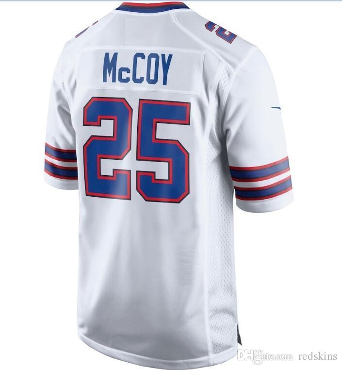 size 40 ce070 4bbc4 2019 Mens jersey Josh Allen Tremaine Edmunds LeSean McCoy Custom Buffalo  Bills womens american youth football kids jersey cheap shirt 5xl