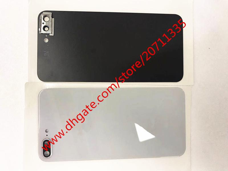 OEM A quality 2018 NEW with sticker Back Rear Cover Battery Housing Door glass For iPhone 8 /8 plus back glass