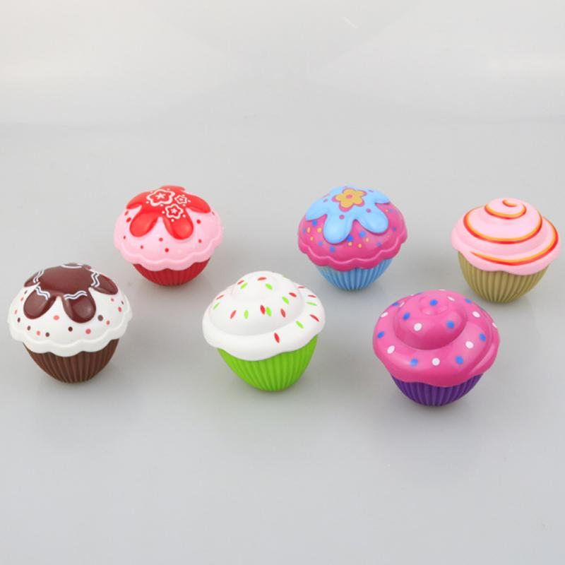 Mini Beautiful Cake Doll Toy Cupcake Princess Doll Toys for Children Kid Transformed Scented Girls Funny Game Gift