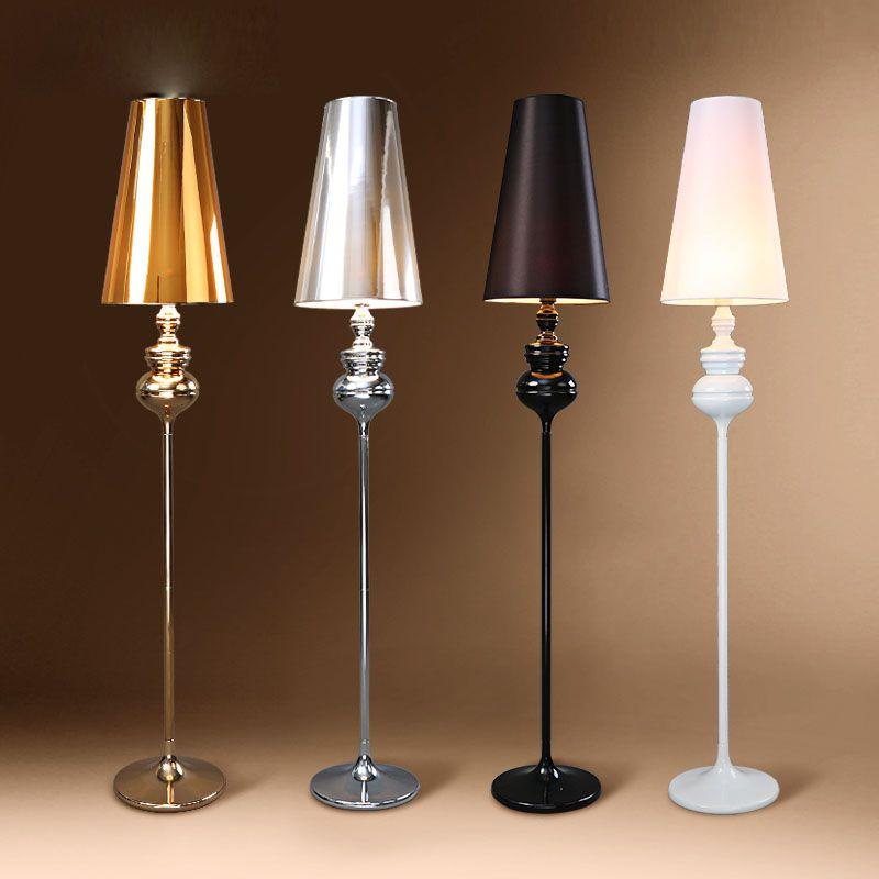 Grosshandel Mysterioses Gewebe Schlafzimmer Boden Lampen Modernes