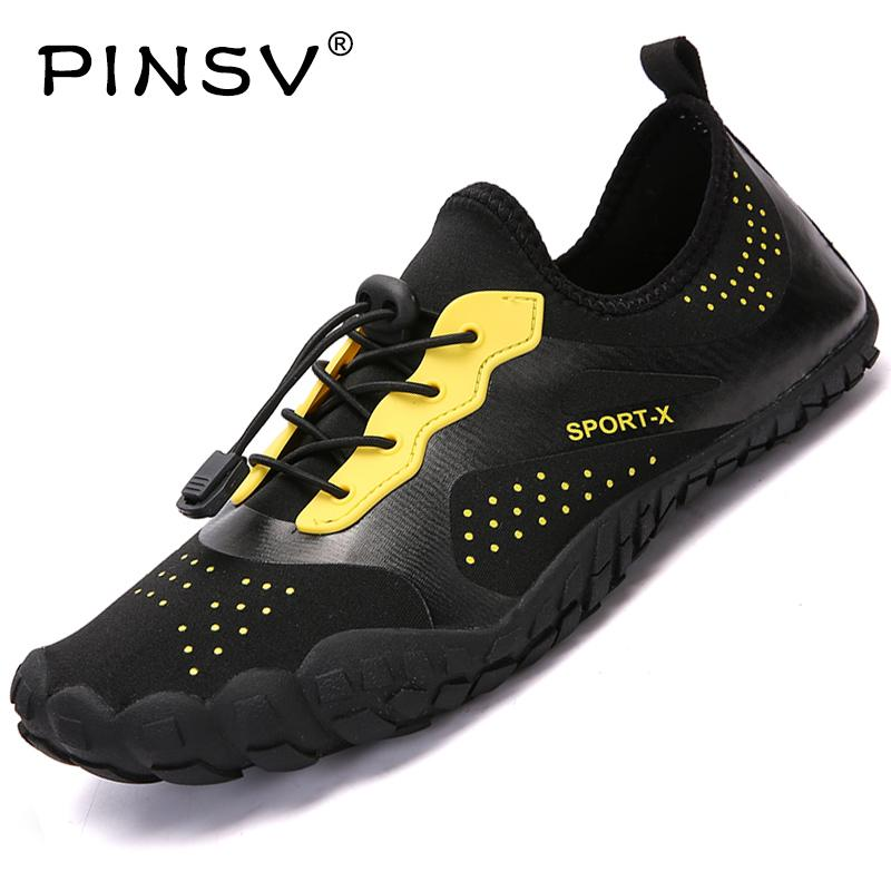 Summer Running Shoes Five Men's With Toursh Design Rubber Fingers IygYb6vf7m