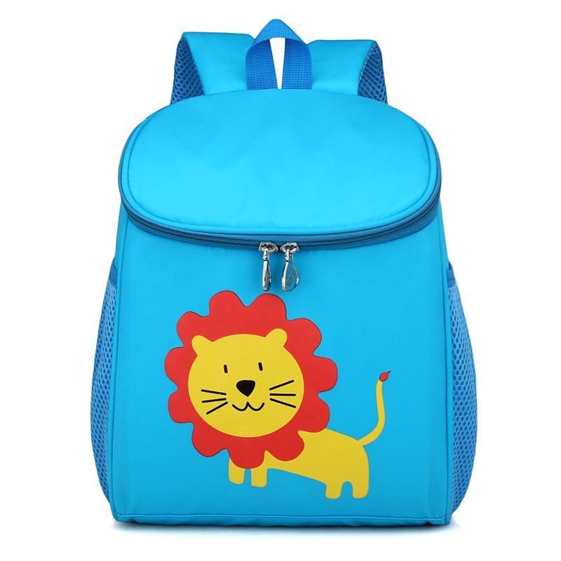 5934214ddf New Zoo School Bag Cute Kids Small Bags Rabbit Pattern Backpacks Boys  Kindergarten Backpack For Girls Children Mochila Escolar Y18100804 Backpack  Back Cheap ...