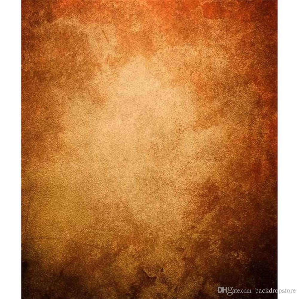 Vintage Brown Color Texture Wall Photography Backdrops Vinyl Fabric