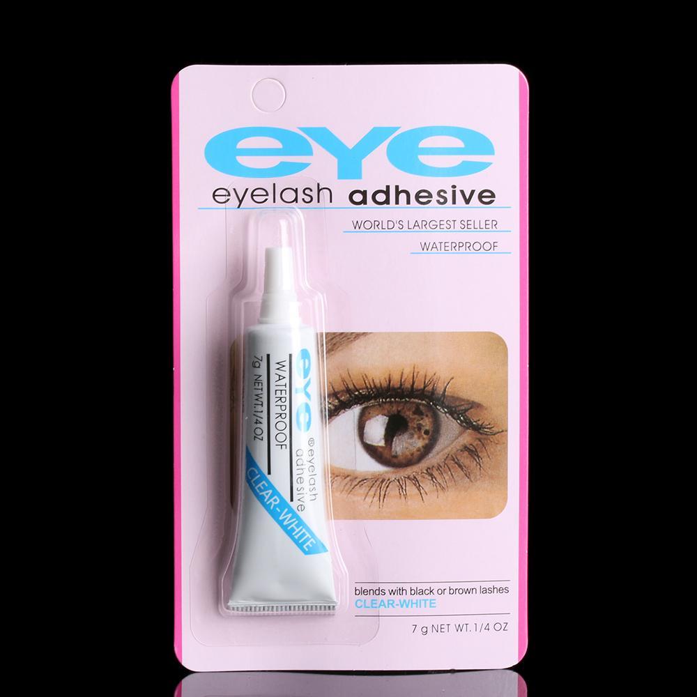 New Hot Sale Makeup Waterproof Adhesive Eye Lash Glue Use For False