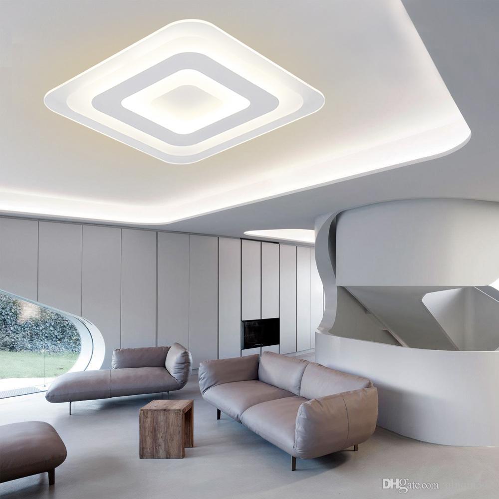 Großhandel Ecolight Moderne Led Deckenleuchte Deckenleuchte ...