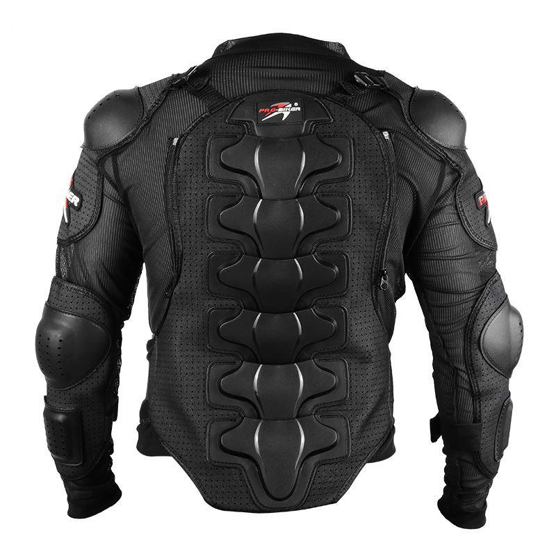 Best Motorcycle Armor >> Unisex Motorcycle Armor Jacket Body Spine Chest Gear Protective