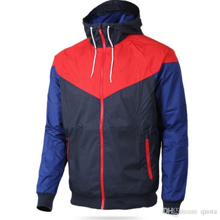 dhgate giacca a vento uomo