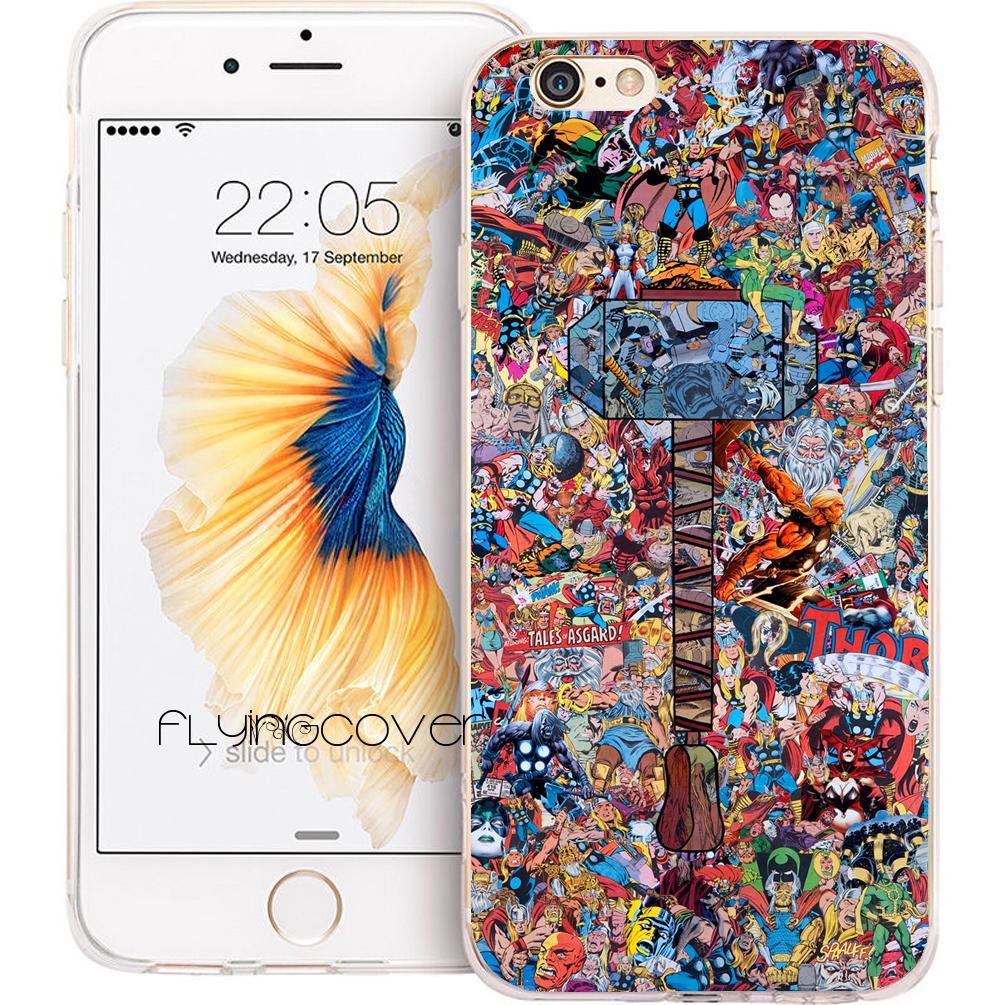 coque iphone 8 thor