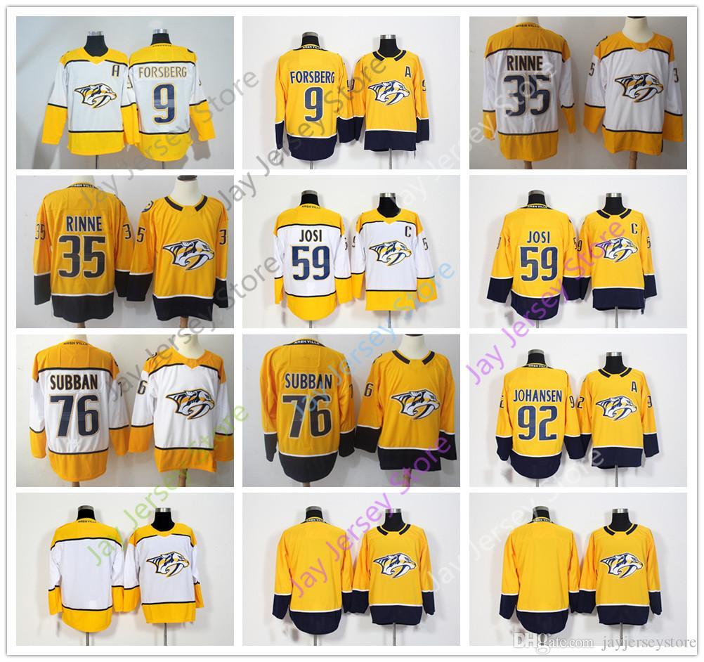 8d069bf5481 ... online cheap nashville predators jersey 9 filip forsberg 35 pekka rinne  59 roman josi 76 p. k.