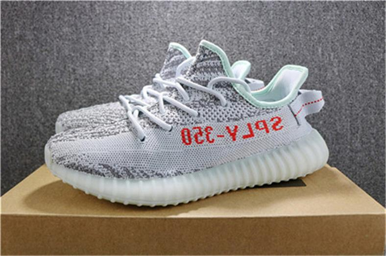 590568a52 2019 2018 Release Boost 350 V2 Blue Tint B37571 Running Shoes Kanye West  Butter Ice Yellow F36980 Sports Shoes Size 36 47 From Mshing