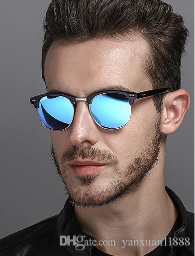 2019 2018 New Driving Mirror Polarizer Men S Glasses Fashion Retro
