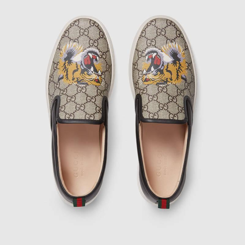 Sneakers Espadrilles Running Original Pilotes Baskets Femme Chaussures Plates Cuir Ace Mocassins Brodées HYW2I9DE
