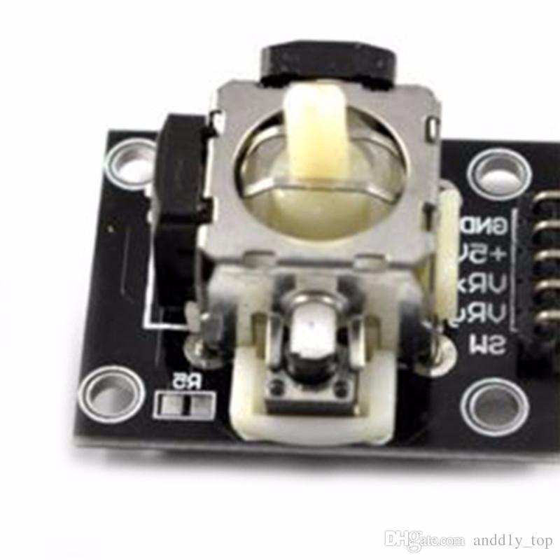 5-pin Dual-axis Keypad PS2 Game Joystick Lever Sensor JoyStick Controller