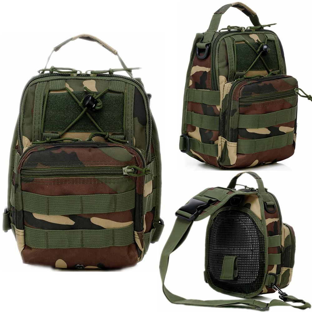 6825520cb5 MOLLE Tactical Gear Crossbody Shoulder Bag Chest Bag Multi Pockets Utility  Military Enthusiast Oxford Water Resistant Men Sling Chest Pack Canada 2019  From ...