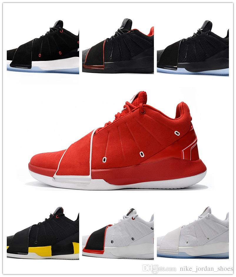 2b702fa9dc6a 2018 New Releasing Chris Paul Mens Basketball Shoes CP3.XI Home Taxi ...