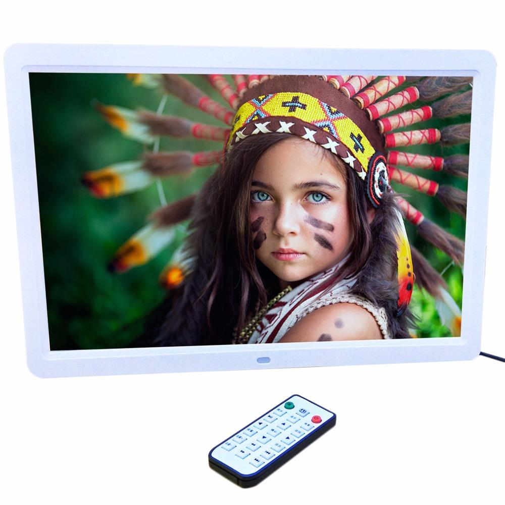 2018 Wholesale 15 Led Hd High Resolution Digital Picture Photo Frame ...
