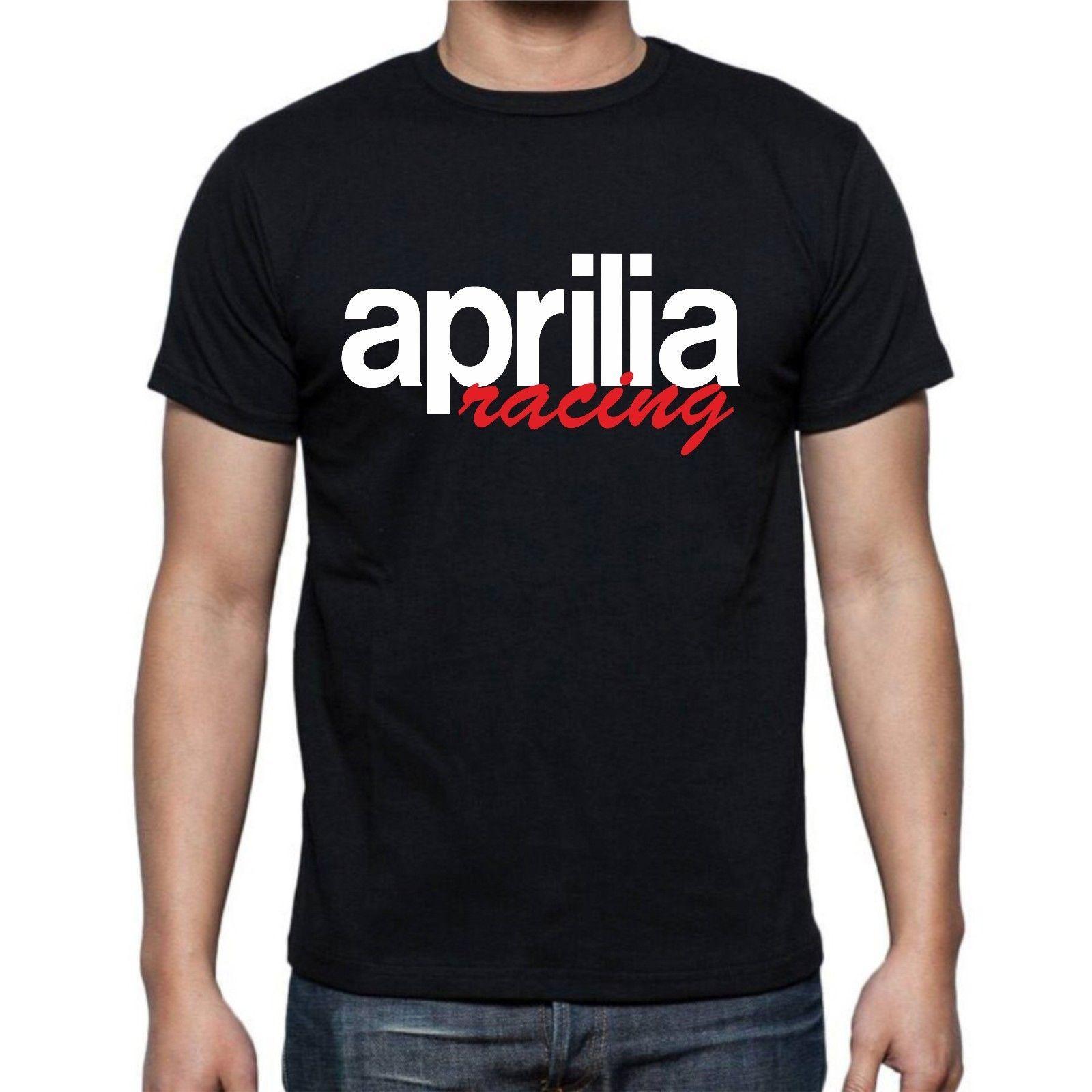 d3468850c Aprilia T Shirt Racer Motorbike Motosport Online Shop T Shirt Shirts  Designer From Csndicestore, $24.2| DHgate.Com