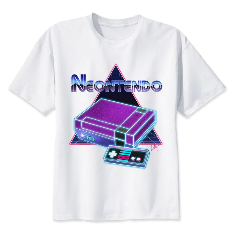 bc11ae2555703 Vaporwave T Shirt Hip Hop Style New Original Design T Shirt Cool Fashion  Man Women Tshirt Color MR1248 Cute T Shirts Nerd T Shirts From Watchlove