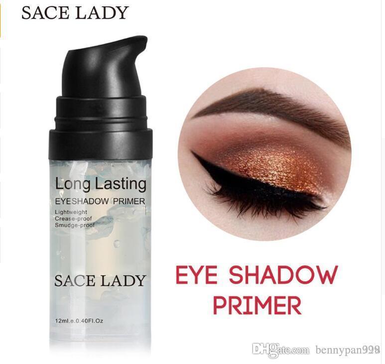 Eyeshadow Primer Makeup Base Prolong Eye Shadow Nake Under Pore Minimizing Primer Face Makeup Primer 12ml Foundation For Dry Skin Makeup For Men From ...
