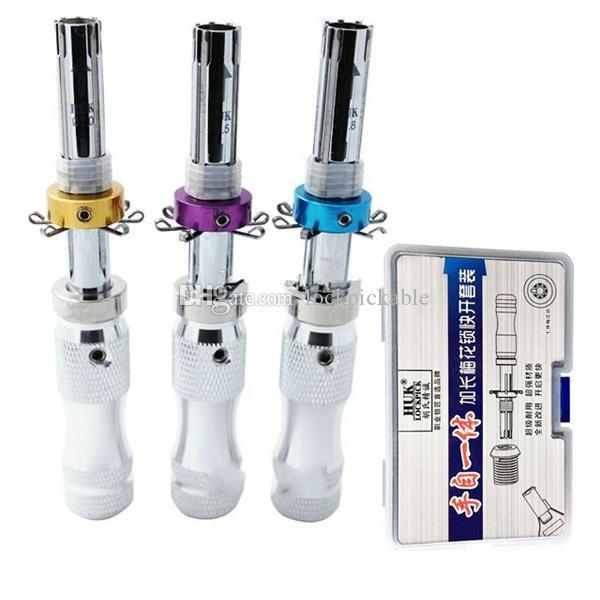 Choix de serrure tubulaire HUK à 7 broches 7,0 mm 7,5 mm 7,8 mm - Serrure à goujon tubulaire HUK qualifiée