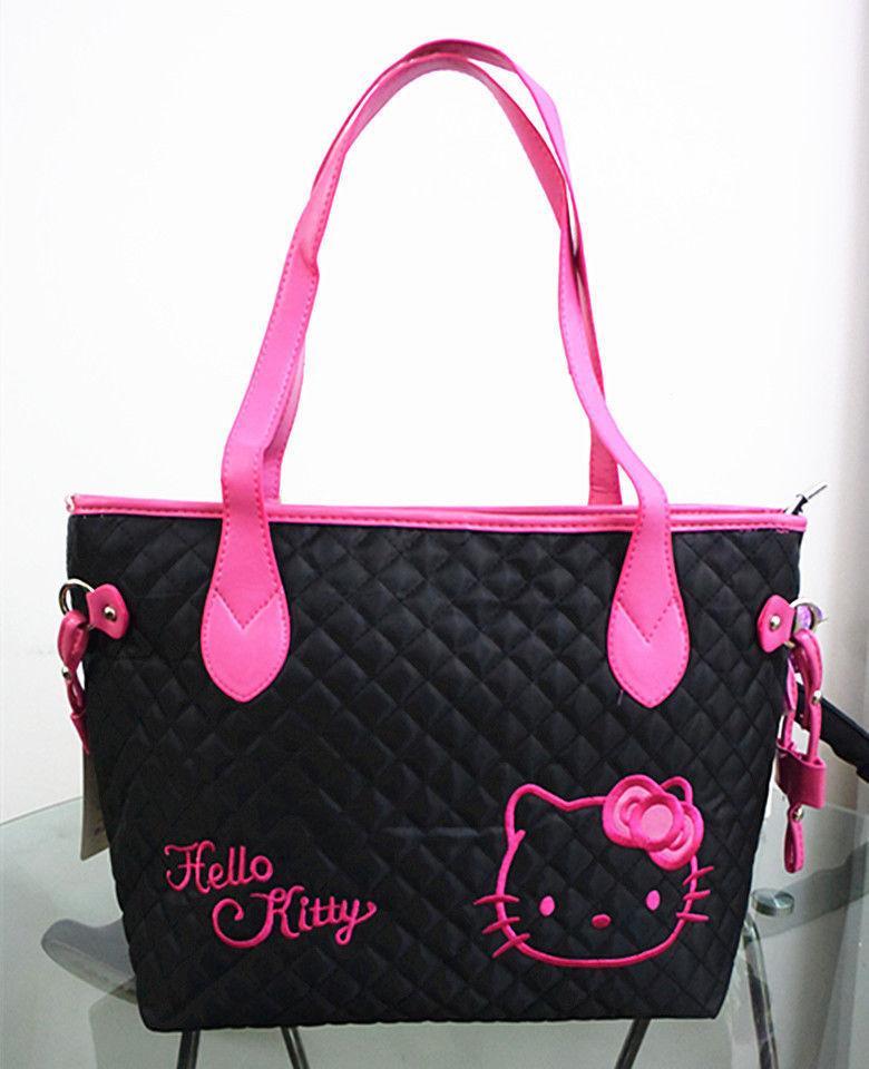 d0f178ed83a Xingkings Hello Kitty Bags Handbags Shoulder Bag Purse Tote Bag XK 20016  Messenger Bags For Men Hobo Bags From Snappya,  23.88  DHgate.Com